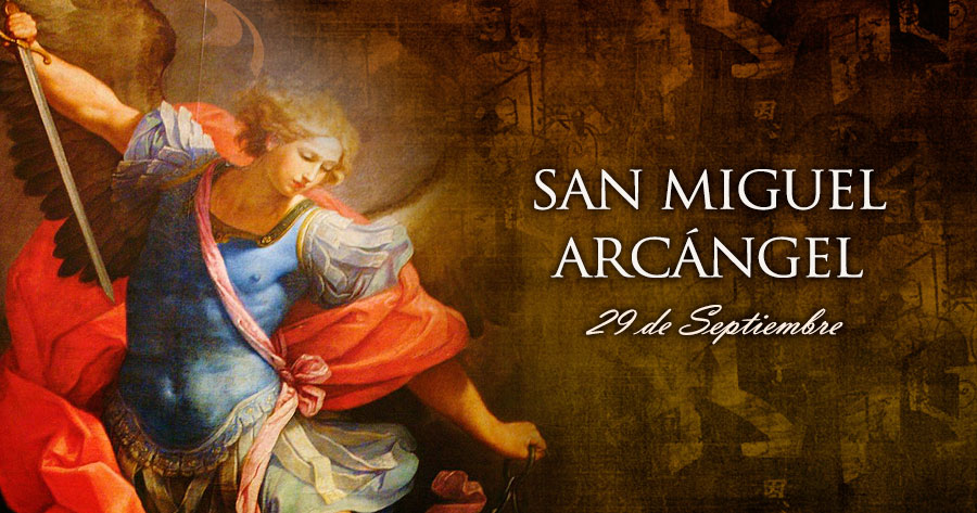 Oraciones a Miguel Arcangel – Temas Espirituales