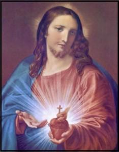 imagen de corazon de jesus