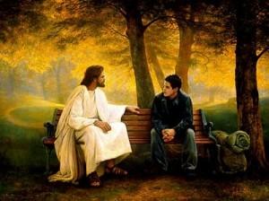 Foto- Confesion con Dios
