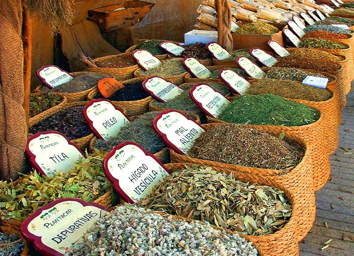 Como usar las hierbas espirituales for Hierbas aromaticas y medicinales