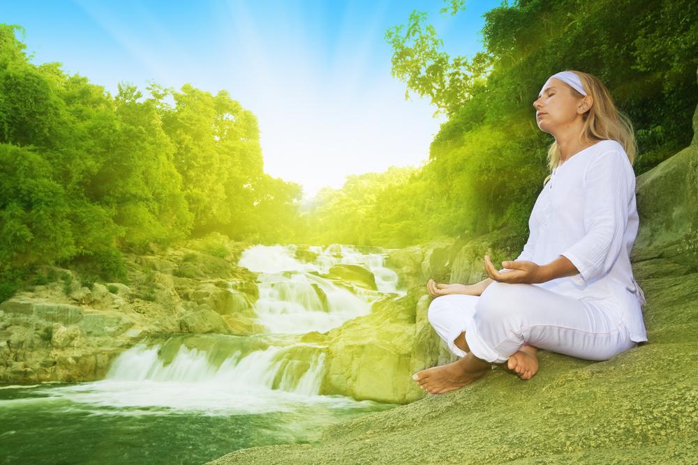 Meditacion Espiritual Super Luna - Imagen-Foto
