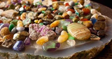 Cuarzos y Cristales - Image- Photo