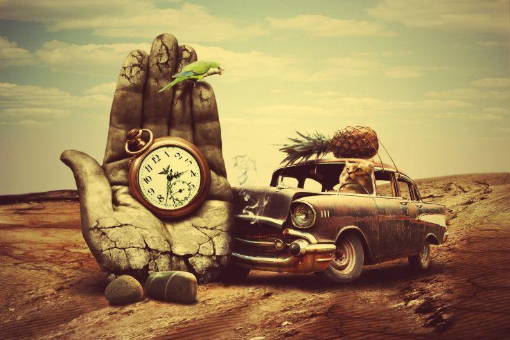 Manifiesta Tus Metas – El Tiempo No Existe
