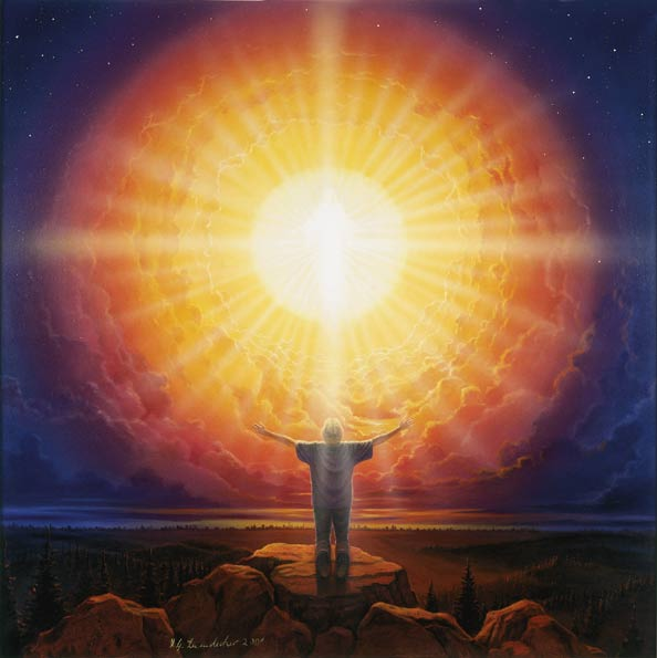 Equinoccio Primaveral Iluminacion Espiritual - imagen