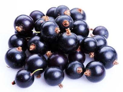 Imagen de la fruta de la baya de acai