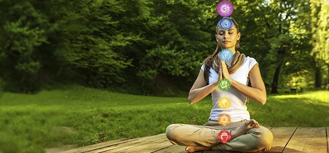 Imagen de que son los chakras en el cuerpo