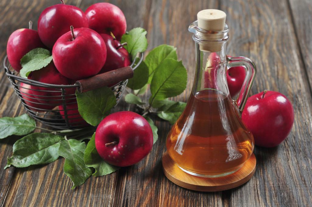 Imagen de los beneficios del vinagre de manzana