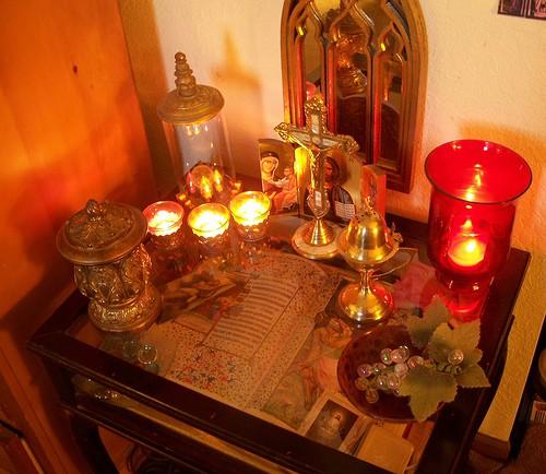 Image of Altar en la 21 divisiones