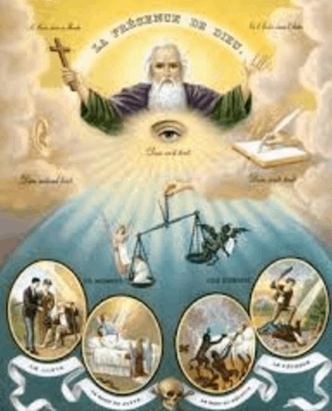 Gran poder de Dios imagen