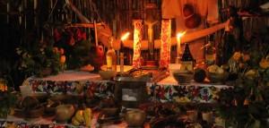 Imagen representado algunos de los altares en la 21 division.