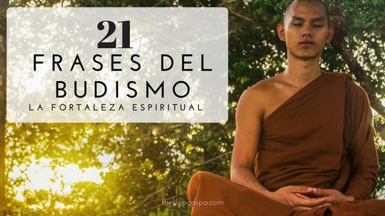 Las 21 Mejores Frases Del Budismo Para La Vida