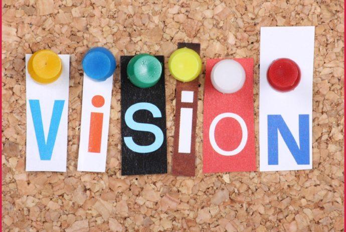 tablero de vision - imagen