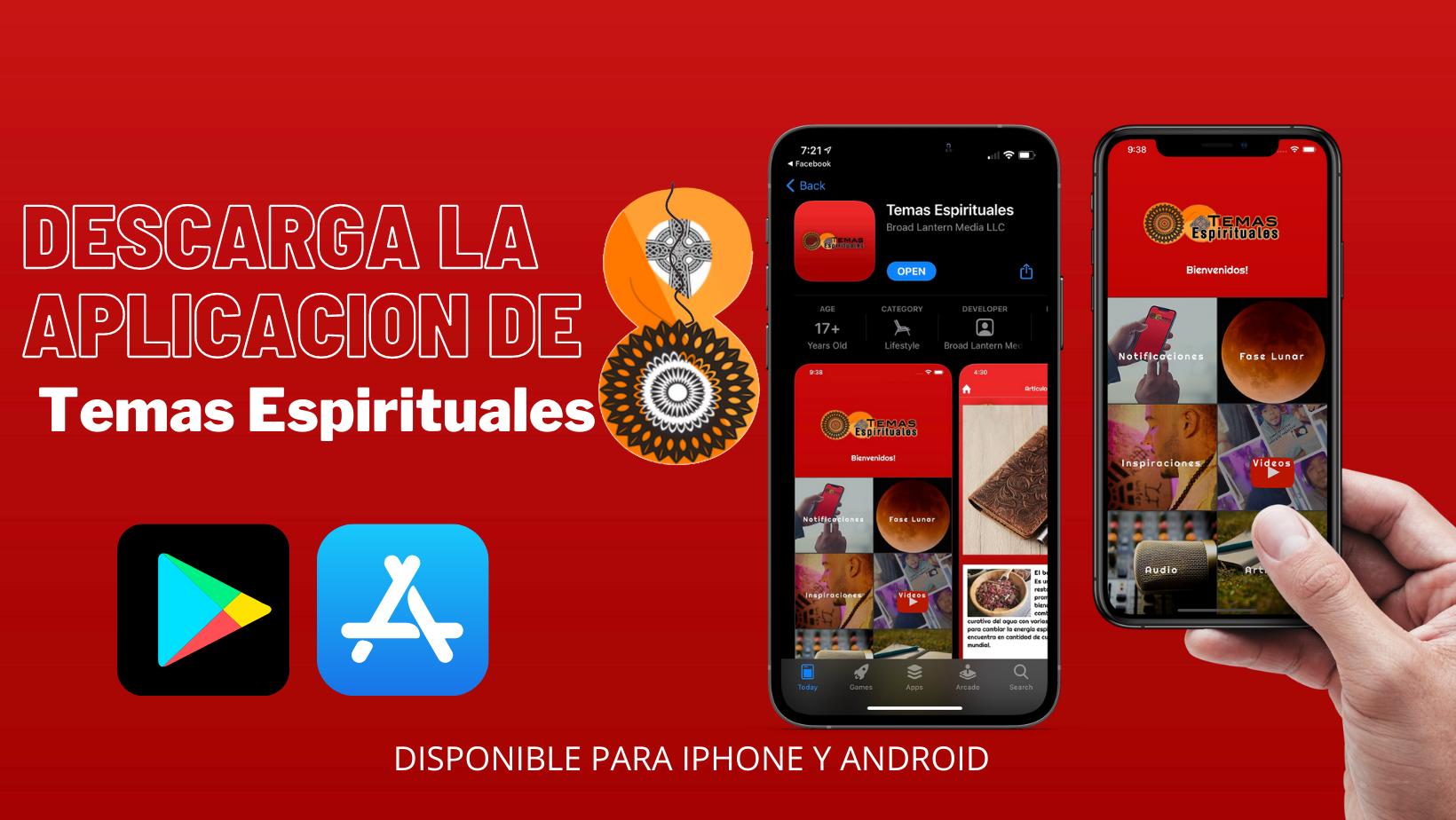 aplicacion mobil de temas espirituales